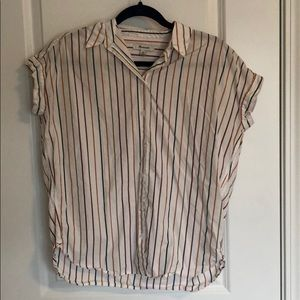 Madewell Boxy Button Up